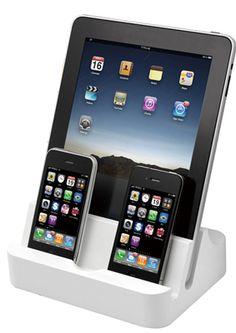 iPad iPod dock