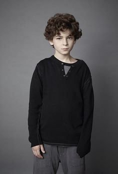 David Mazouz. If he were blond, he could be Jamie Theodore.