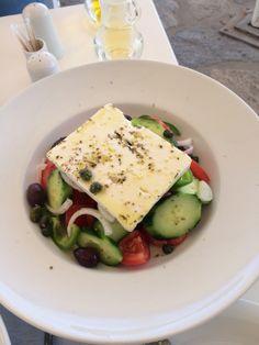 Salade grecque, la meilleure !