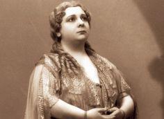 Il soprano Lina Pagliughi