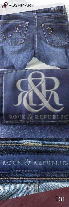 Rock & Republic Jeans Denim Rock & Republic Jeans Flare & Wide Leg