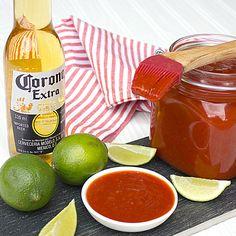 Corona Lime BBQ Sauce