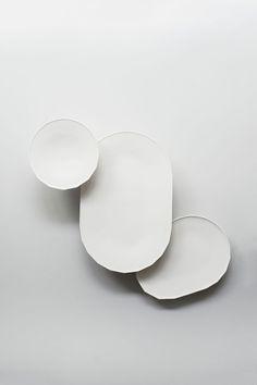 Plateau tray series by Bjørn van den Berg