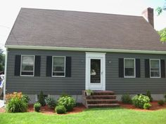 House Color Combinations A Gallery Bungalow Virginia And Exterior - Exterior home color schemes