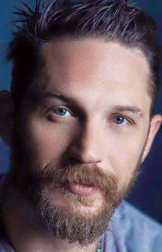 Whoa!!! This is a Truly Stunning pic of Tom, I'm in awe right now & he's got the beard that I don't always like so much but there's something about it he's so mesmerizingly beautiful & I've never seen his eyes look that color of blue. He's the love of my life!