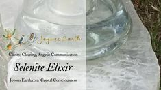 Selenite Crystal Elixir communication/channel of healing properties. Selenite gem water is clear and very high vibration, angelic frequencies. Healing Heart, Crystal Healing, Pink Opal, Chronic Pain, Natural Healing, Mother Earth, Rose Quartz, Agate, Relationships