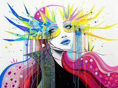 Impresión del arte Drogas por PixieColdArt en Etsy