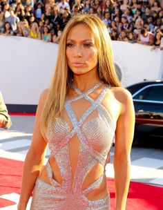 Jennifer Lopez at VMA 2014