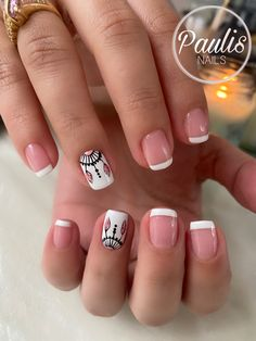 Manicure And Pedicure, Nail Art Designs, Sour Cream, Designed Nails, Pretty Nails, Work Nails, Pretty Gel Nails, Short Nail Manicure, Ongles