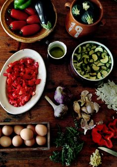 Whenever I cook a ratatouille, my kitchen smells like a Provençal market, filled with Mediterranean scents. Even though ratatouille is a grand classic French dish, you won't often come across it in...