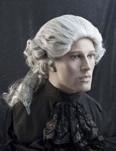 Rococo Wig / Vampire Wig / Historische Perücke // Maskenball von Maskenzauber auf Etsy