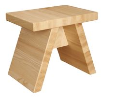 Habitat Tap, Japanese stool x x cm Diy Wood Projects, Furniture Projects, Wood Furniture, Wood Crafts, Woodworking Projects, Wooden Kitchen Signs, Wood Stool, Diy Holz, Handmade Furniture
