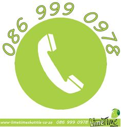 Hi Limetimers. Our new office and bookings phone number. #limetimeshuttle - Limetime Blog