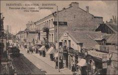 Ul.Tykocka(obecnie fragment Lipowej).1910 r.(źródło:www.szukamypolski.com) Benz, Fotografia