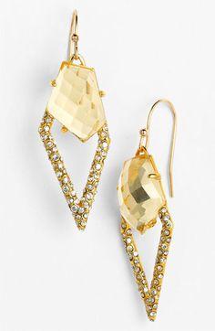 Alexis Bittar 'Miss Havisham - New Wave' Kite Earrings available at #Nordstrom