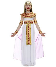 Pink Cleopatra Costume - Small -- Check this awesome product by going to the link at the image.