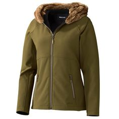 Marmot Furlong Soft Shell Jacket (For Women))