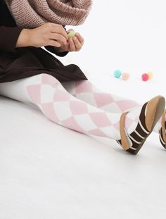 the | lila | tights