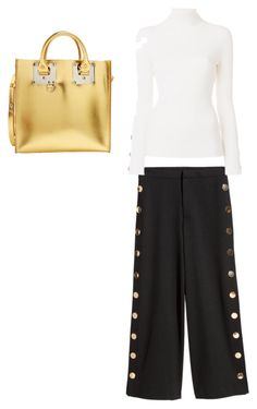 """Senza titolo #12"" by angeli-martina on Polyvore featuring moda, See by Chloé e Sophie Hulme"
