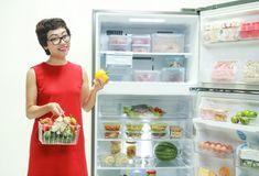 Một vài điểm cần chú ý khi bảo quản thực phẩm trong tủ lạnh