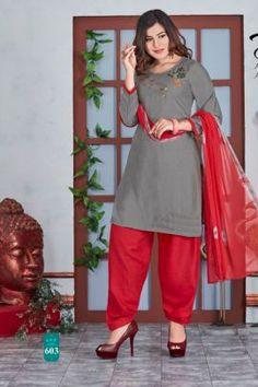 Cotton Salwar Kameez, Kurti, Kids Kurta, Patiyala Dress, New Catalogue, Indian Textiles, Festival Wear, New Kids, Daily Wear