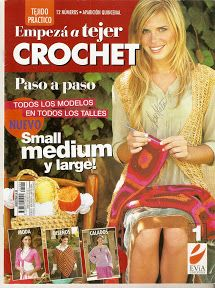 Crochet Paso a Paso, Evia 1 - Alejandra Tejedora - Picasa Web Albums
