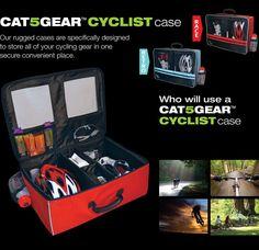 Cyclist's organization case