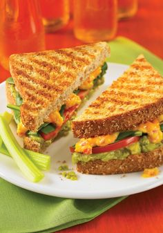 Grilled Guacomento