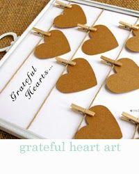 Grateful Heart Art