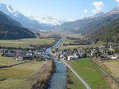 La Punt - Chamues-ch, Switzerland