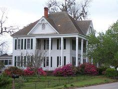 Southern home, Hayneville, Alabama | Flickr - Photo Sharing!