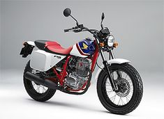 HONDA FTR223  Color type tricolor    Now, most wanted bike
