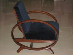 stunning Art Deco chair
