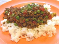 Haitian Recipe:One of the best White rice ground beef recipes out on the web.  Learn how to make White Rice Ground Beef by following this recipe