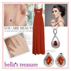 """""""Bella´s Treasure 4"""" by damira-dlxv ❤ liked on Polyvore featuring L'Agence and bellastreasure"""