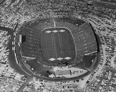 Green Bay Packers Football Stadium by Wisconsin Historical Images, via Flickr