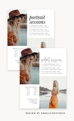 Photography Price List Template, Photography Business, Photography Pricing Guide, Photography Sell S Photography Price List, Wedding Photography Pricing, Photography Flyer, Photography Templates, Photography Marketing, Photography Packaging, Photography For Sale, Photography For Beginners, Photography Website
