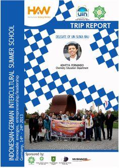 Trip report of Summer university in Germany, September 2013.