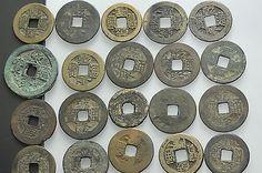 LANZ China Lot von 20 verschiedenen Münzen #VZ18458sparen25.com , sparen25.de , sparen25.info