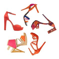 We're feeling manic...for sandals! Heels, especially ;) #shoes