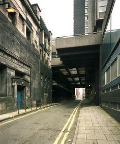 HERON HOUSE | GLASGOW | SCOTLAND: *Built: 1971; Architects: Derek Stephenson and Partners*