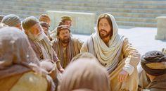 Juan 10:1–18, Jesús enseña sobre Sus ovejas