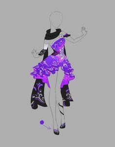 .::Outfit Adoptable 28(CLOSED)::. by Scarlett-Knight.deviantart.com on @DeviantArt
