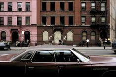 Taidelainaamo - Kari Hakli: New York, Harlem