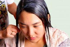 Blog o włosach, fryzurach, czuprynach ;) Wszystko dla włosomaniaczek: Marii Treben sposób na porost włosów