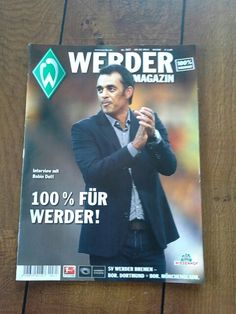 Werder Magazin Nr.317