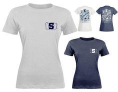 Penn State Women's Melange T- Shirt