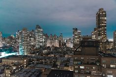 Image of Gotham Ed - NYC - Uptown from UES