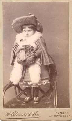 Victorian little Miss
