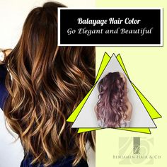 #Balayage is the French hair coloring technique. It is painted by the hand and not with foil. It allows achieving more natural and modern effect. Various shades are in demand like warm #CaramelBalayage, #BrunetteBalayage, #AshBrownBalayage and more. Get your hair transformed with balayage hair coloring in San Antonio.  #BenjaminHairCo